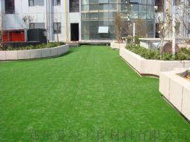 屋顶绿化就用人造草坪