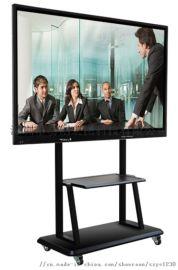 75寸触摸屏多媒体教学一体机 培训会议电子白板
