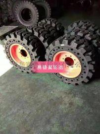 10-16.5 斜交工程机械轮胎 实心轮胎