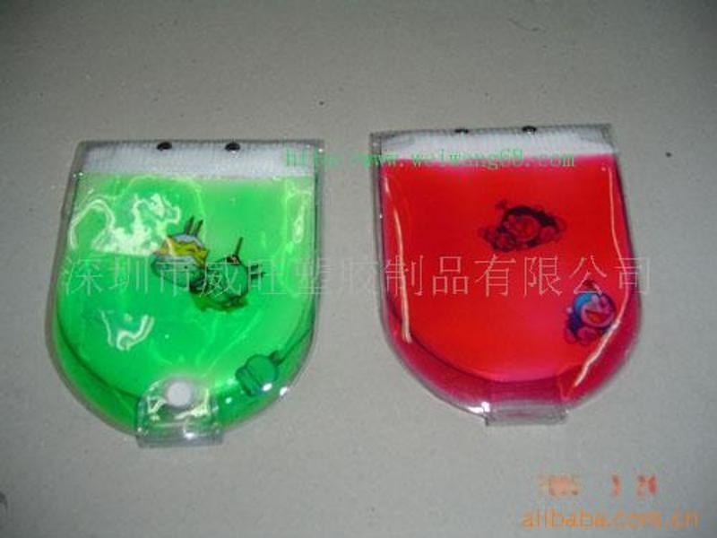 工厂  PVC注油CD包, cd页
