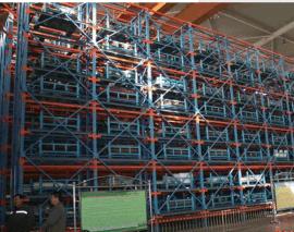 仓储货架佛山货架自动化立体货架系统重型货架