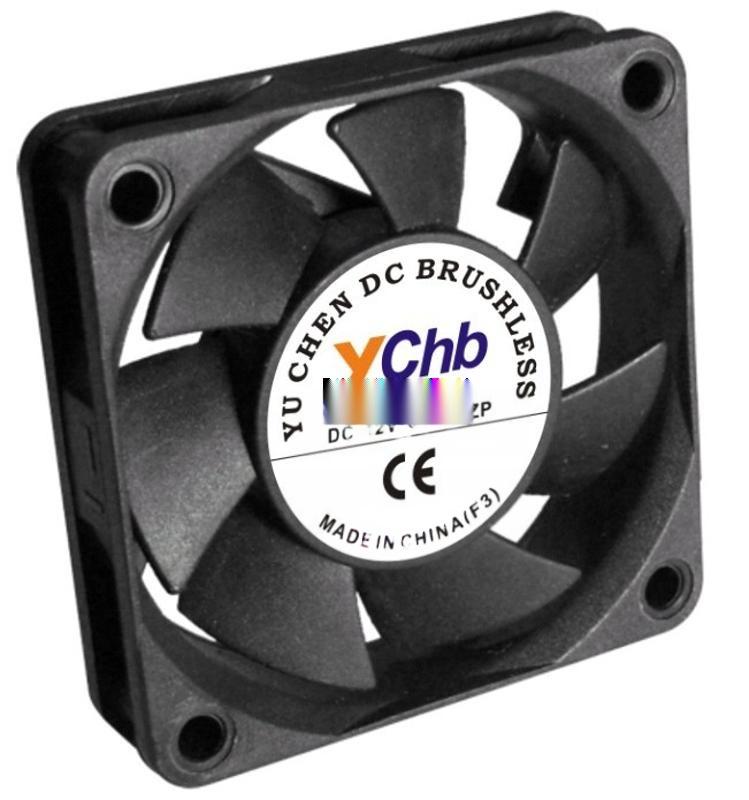 DC12V LED开关电源风扇601  芯风扇