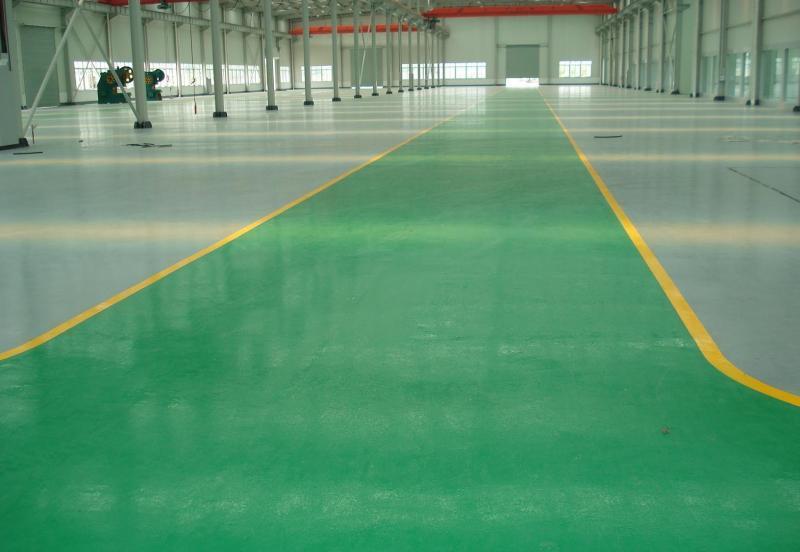 厂房耐磨环氧地坪漆 环氧砂浆地坪漆