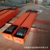厂家定做φ200轮高质量起重机行走梁  起重机梁头