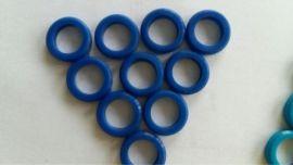 武汉厂家直销进口PU聚氨酯D型圈非标定做, 各种密封橡胶垫品种全
