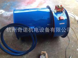 供應HTF高溫消防排煙風機可配電動防火閥
