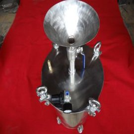 60L不锈钢压力桶