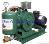 廠家供應HCC501S迴轉式鼓風機多型號水處理滑片式迴旋式鼓風機.