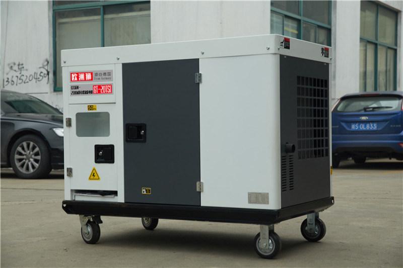 高原用25kw柴油发电机组