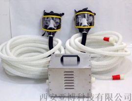 西安呼吸器 市政专业防毒面具