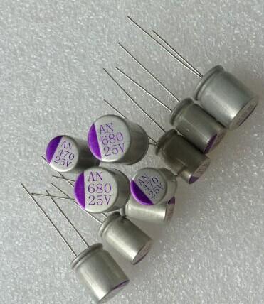 高压大容量固态电容680uf/25v