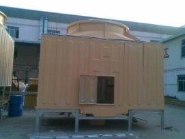 江西抚州冷却塔,100T  噪音圆形逆流式冷水塔