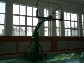 晶康牌YDQC-10011标准手动液压篮球架 体育器材厂家直销