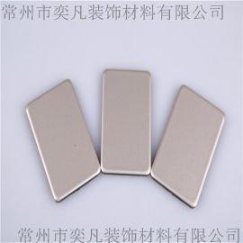 铝塑板 **内外墙装饰材料 咖啡香槟 常州外墙铝塑板 批发
