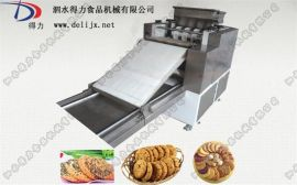 泗水得力DLJX600饼干桃酥机
