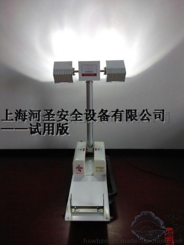 车载升降照明灯系统WD-12x70w型