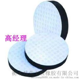 河南焦作供应炜荣矩形圆形铅芯减震抗震橡胶支座
