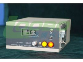 LB-GXH-3010E便携式红外线CO2分析仪