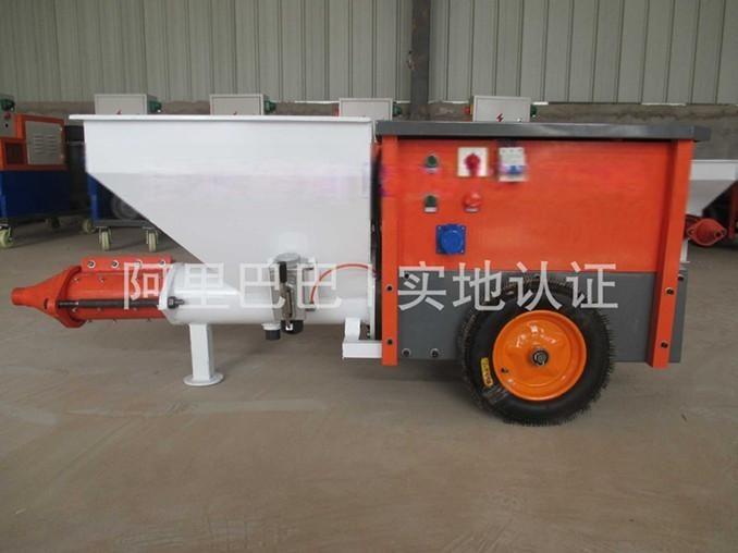 专业喷砂浆机器全自动水泥砂浆喷涂机蕞好用