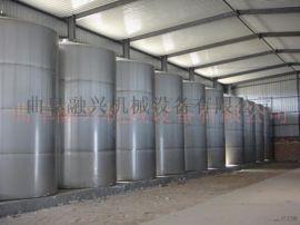 304卫生级不锈钢储存罐