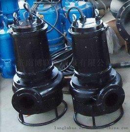大流量电动潜水抽沙泵 泥砂泵 清淤泵