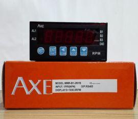 MM2-F52-20NB**钜斧**AXE电表PT热电偶温度表