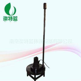 潜水离心曝气机QXB1.5铸铁带消音器