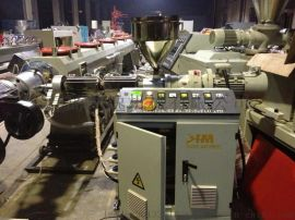 HDPE大小各口径管材生产线