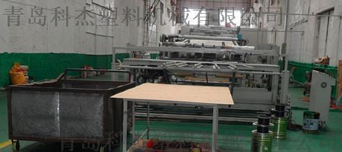塑料板材片材青岛PP PE ABS PS板材片材生产线设备