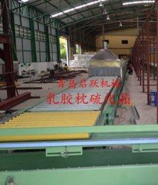 枕头机械-青岛启跃机械制造