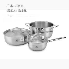 廣東三A廚具誠招鍋具代理商批發商 禮品鍋具製造商 廠家直銷
