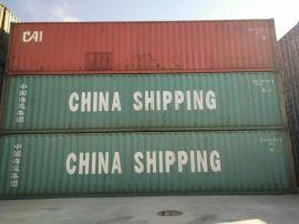 长期提供天津二手集装箱 量大价优