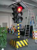 廠家天科傾情回饋太陽能移動紅綠燈 太陽能移動信號燈