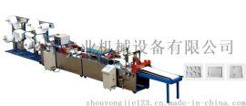 久业机械JY-400型全自动无纺布过滤袋制袋机