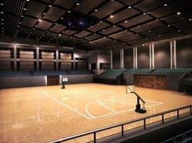 优质篮球木地板  运动木地板厂家