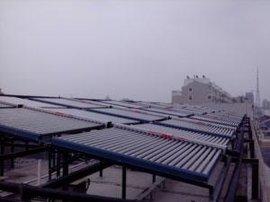 锅炉辅助太阳能热水系统