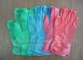 一次性PVC手套(免费提供样品)