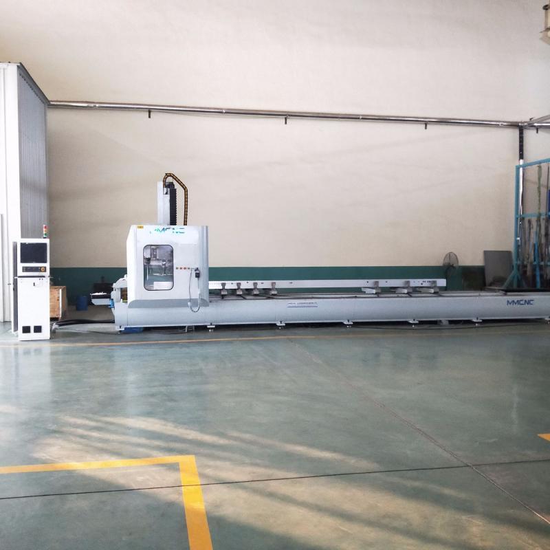 铝型材数控加工中心移动篷房加工设备篷房