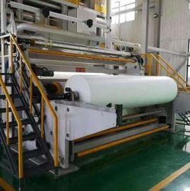 PP喷绒生产线设备 金韦尔免费提供技术服务