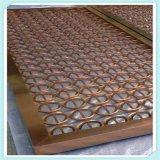 古銅不鏽鋼屏風加工定製辦公屏風批發歐美流行隔斷玄光廠家直銷