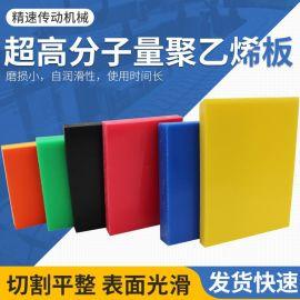 超高分子量聚乙烯板 工业矿用重型车支腿垫板UPE板切菜板菜墩pe板
