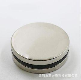 蒙兴隆热销圆形强力磁铁40x5mm