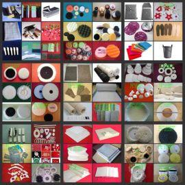 塑料抛光用毛毡轮,羊毛轮,羊毛球