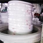 聚四氟乙烯垫片生产厂家批发纯四氟垫片定做四氟法兰垫片耐高温垫