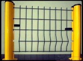供应新型桃形立柱护栏网