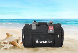 运动休闲旅行包可折叠尼龙行李包单肩手提旅行包