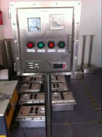 铝合金外壳 BEC56-A3D1G防爆操作柱,防爆现场按钮箱价格