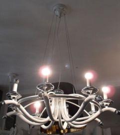 北京上海 后现代灯简欧灯简约灯会所KTV别墅咖啡厅售楼处吊灯 异形定制灯具