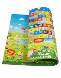 泰山神童xpe儿童婴儿爬行垫防滑防潮垫益智玩具户外野餐垫环保垫子