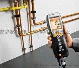 德國德圖testo330-2LL煙氣分析儀 用於供暖系統的智慧專業分析儀